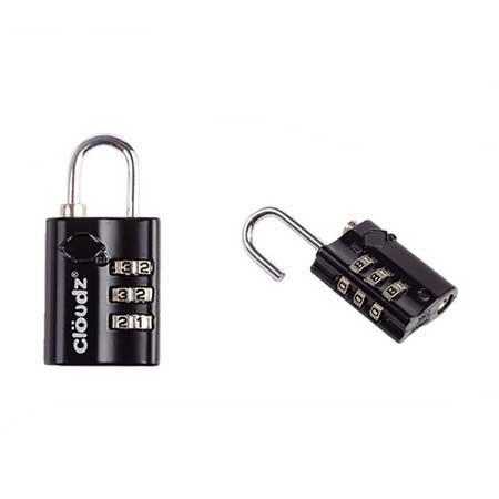 قفل رمز دار