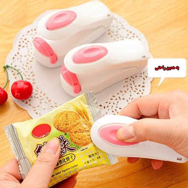 دستگاه پلمپ حرارتی کیسه سیلر
