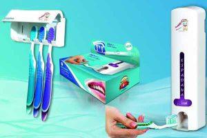 دستگاه اتوماتیک خمیر دندان