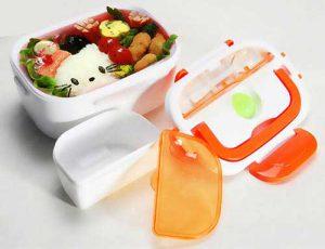 ظرف غذای گرمکن برقی